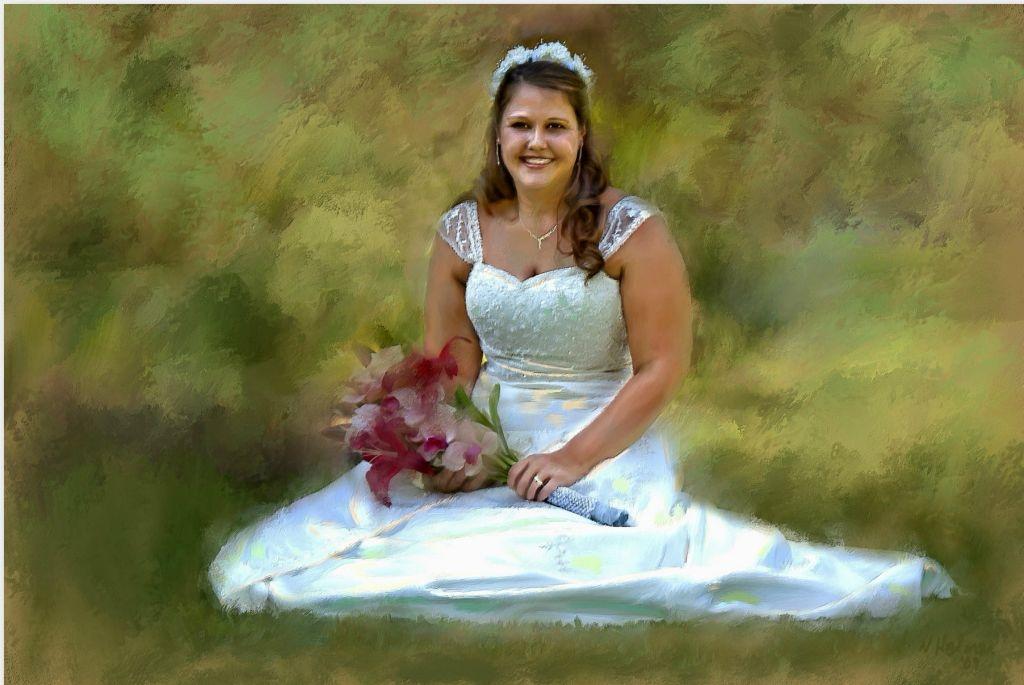 Ashley Jordan bridal