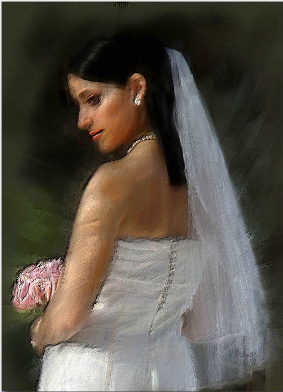Nora Budman bridal